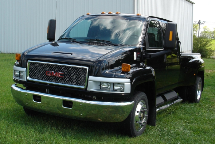 GMC/Chevy C4500 Kodiak Topkick Medium Duty Truck